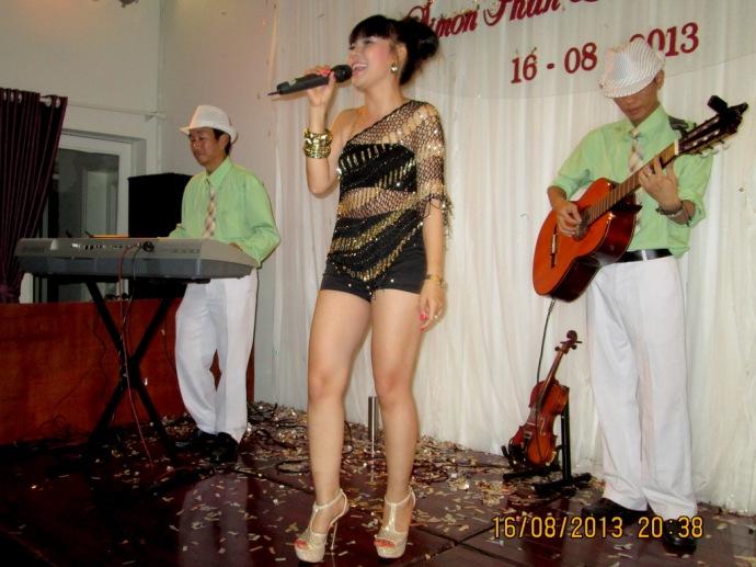 Ban nhạc Flamenco choTiệc Cưới và Sinh Nhật