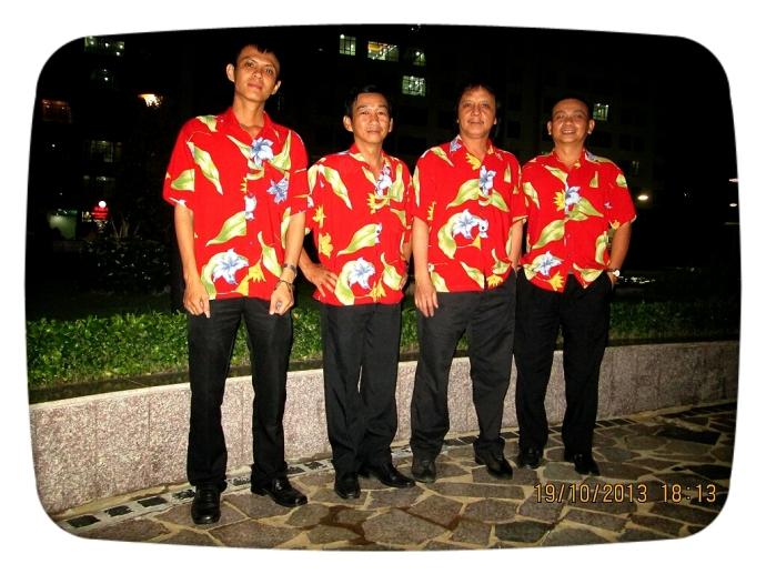 Tiệc Sinh Nhật tại Khu Căn Hộ Cao Cấp Giai Việt 19/10/2013