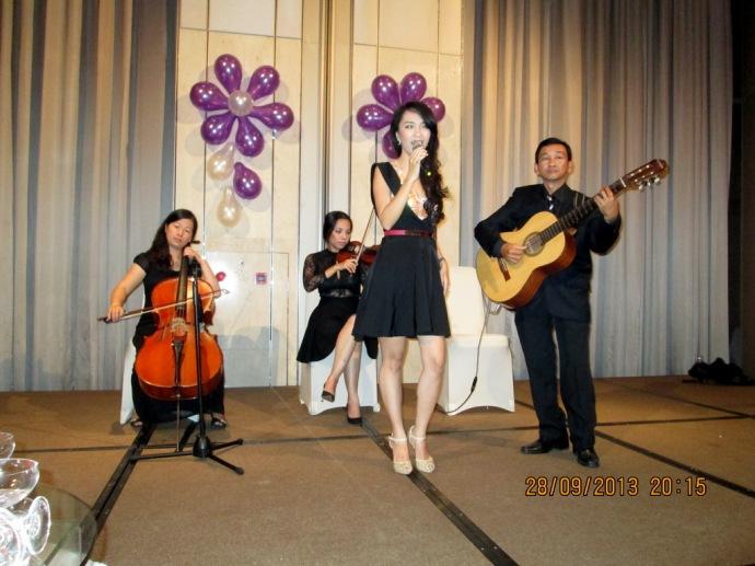 Hoà tấu Acoustic Tại Nikko Saigon Hotel