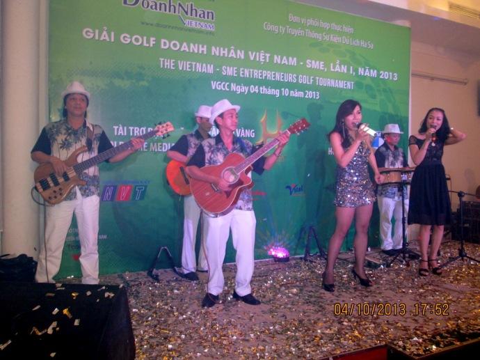Giải Golf Doanh Nhân Việt Nam 2013- Vietnam Golf Club 04/10/2013
