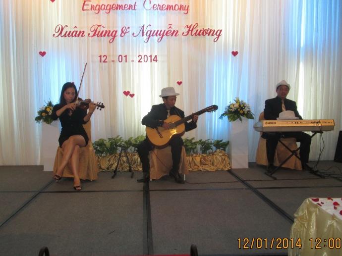 Legend Hotel 12/01/2014