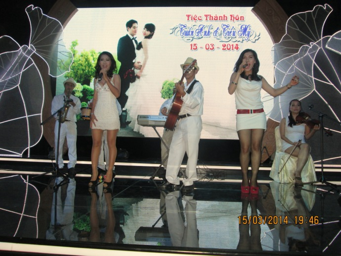 White Wedding 15/03/2014