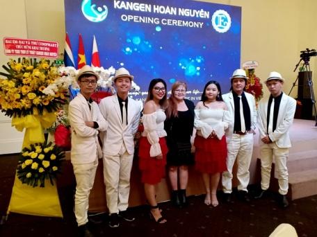 Ban Nhạc Flamenco Tumbadora Kangen Ceremony 001
