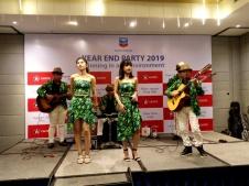 Ban Nhạc Flamenco Tumbadora Year End Party Chevron company.002