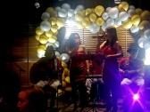 Ban nhạc Flamenco Tumbadora- Countdown Party 2019- Hotel Liberty Central 001