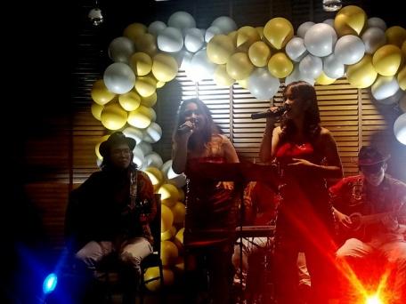 Ban nhạc Flamenco Tumbadora- Countdown Party 2019- Liberty Central 002