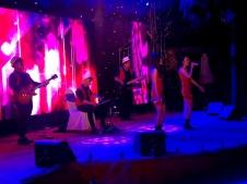 Ban nhạc Flamenco Tumbadora- Countdown Party 2019- Resort Lotus Mũi Né 001
