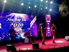 Ban nhạc Flamenco Tumbadora- Countdown Party 2019- Resort Lotus Mũi Né