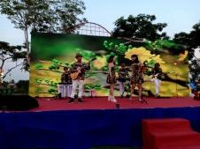 Ban Nhạc Flamenco Tumbadora - Tất Niên Hội Doanh Nhân Long An- La Villa City 002