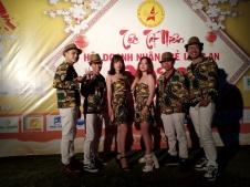 Ban Nhạc Flamenco Tumbadora - Tất Niên Hội Doanh Nhân Long An- La Villa City 003