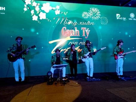 Ban Nhạc Flamenco Tumbadora - Tri ân Khách Hàng - Trần Anh Group