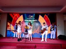 Ban Nhạc Tumbadora - L& E Year End Party 002