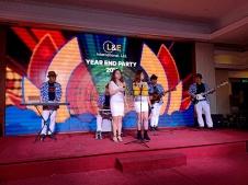 Ban Nhạc Tumbadora - L& E Year End Party 003