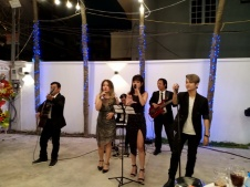 Ban Nhạc Tumbadora Ospray Year End Party 001