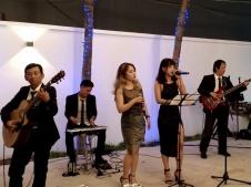 Ban Nhạc Tumbadora Ospray Year End Party 002