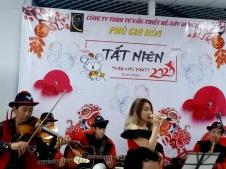 Ban Nhạc Tumbadora Phú Gia Hòa Year End Party 001