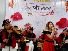 Ban Nhạc Tumbadora Phú Gia Hòa Year End Party 002