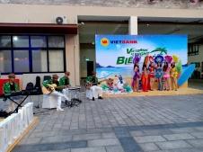 Flamenco Hawaii Tumbadora Band Year End Party Viet Bank Marina Bay Vung Tau 002