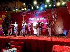 Flamenco Tumbadora Band Điện Lực Dầu Khí Year End Party 003
