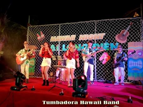 Flamenco Tumbadora Band Đoàn Đại Long YEP 001