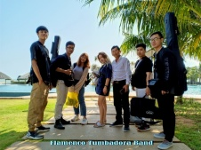Flamenco Tumbadora Band Đoàn Đại Long YEP 003