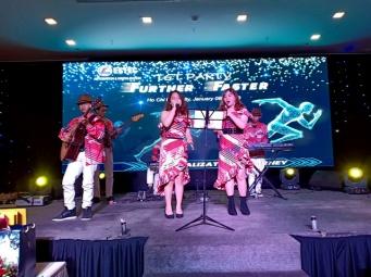 Flamenco Tumbadora Band Estec YEP 002
