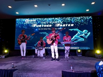 Flamenco Tumbadora Band Estec YEP 001