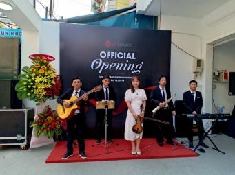 Flamenco Tumbadora Band Khai Trương Văn Phòng Viet Ceramis 001