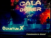 Flamenco Tumbadora Band QuantumX Gala Dinner 002