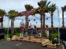 Flamenco Tumbadora Band- Ra Mắt Dự Án Nova world Hồ Tràm Tropicana 003
