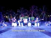 Flamenco Tumbadora Band Sealinks Resort Wedding 002