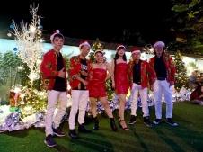 Flamenco Tumbadora Band TSN Hotel PavilionChristmas Party 003