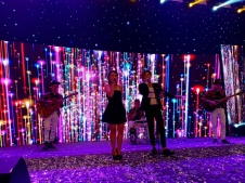 Flamenco Tumbadora Band TSN Pavilion Wedding Reception 001
