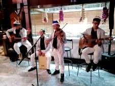 Flamenco Tumbadora Band Vinpearl Luxury Land Mark 81 Christmas Party 002
