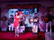 Flamenco Tumbadora Band Wedding Reception 001