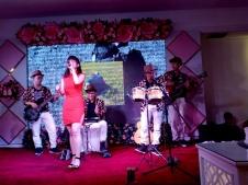 Flamenco Tumbadora Band Wedding Reception 002