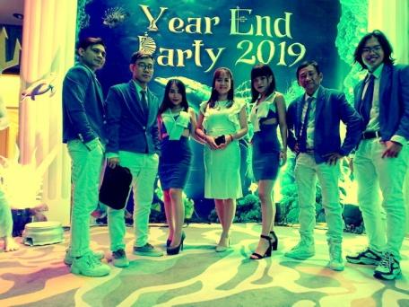 Flamenco Tumbadora Band YEAR END PARTY HENKEL 001