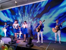 Flamenco Tumbadora Band YEAR END PARTY HENKEL 003