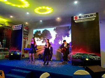 Tumbadora Band Suzuki Hồng Phương Gala Dinner 002
