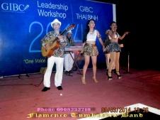 Ban-Nhac-Flamenco-Tumbadora-09-03-2014-GIBC-Thai-Binh-Gala-Dinner-Long-Hai-Beach-Resort