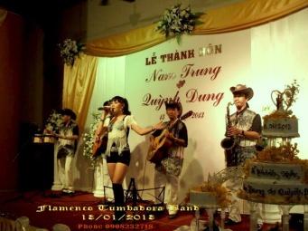 Ban-Nhac-Flamenco-Tumbadora-13-01-2013-Park-Royal-Wedding-Reception