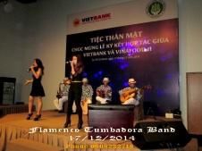 Flamenco-Tumbadora-Band-07-12-2014-Vietin-Bank-Gala-Dinner-Gem-Center