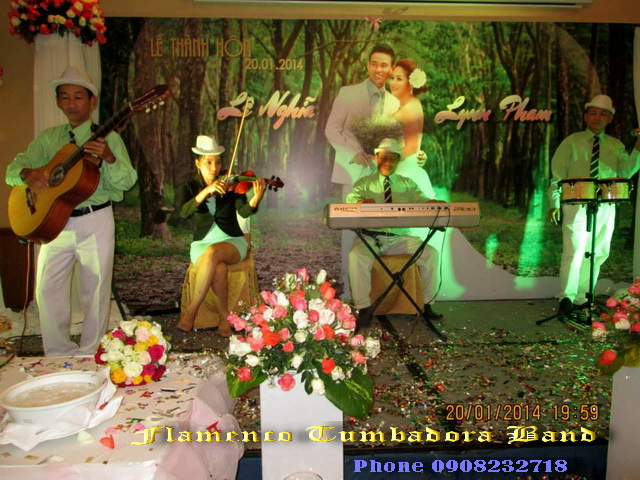 Flamenco-Tumbadora-Band-20-01-2014-Loote-Legend-Hotel