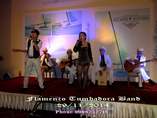 Flamenco-Tumbadora-Band-29-11-2014-Park-Royal-Hotel