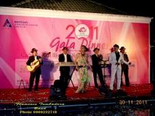 Gala Miss Vn Flamenco-Tumbadora-band-30-11-2011-Silver-Creek-Resort
