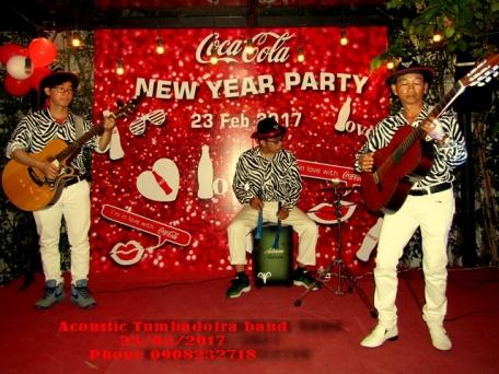 Acoustic-Tumbadora-Band-23-02-2017-Coca-Cola-Gala-Dinner
