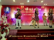 Ban-Nhac-Flamenco-Tumbadora-05-11-2015-Le-Ky-Niem-7th-Cong-Ty-Co-Phan-Hai-Dang-TTHN-Sunrise-Tay-Ninh