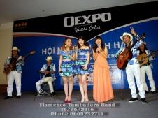 Ban-Nhac-Flamenco-Tumbadora-16-06-2016-Hoi-Nghi-KH-Oexpo-Sunrise-Tay-Ninh