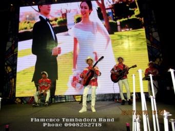 Ban-Nhac-Flamenco-Tumbadora-22-07-2016-Wedding-Reception