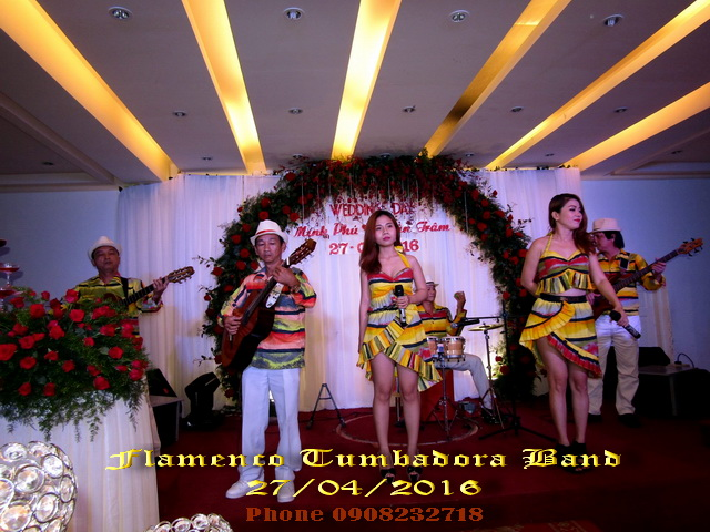 Ban-Nhac-Flamenco-Tumbadora-27-04-2016-Wedding-Day-Nh-Bach-Kim